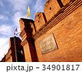 Tha Pae Gate, Chiangmai 34901817