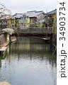 佐原 古民家 川の写真 34903734