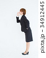 女性 ビジネスウーマン 若いの写真 34912445