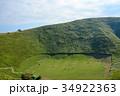 静岡県伊東市 大室山山頂 34922363
