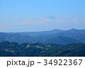 静岡県伊東市 大室山山頂からの富士山 34922367