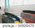改札 自動改札 自動改札機の写真 34926470