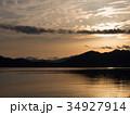 田沢湖 風景 雲の写真 34927914