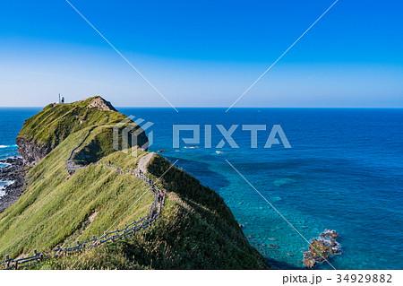 《北海道》神威岬・自然風景 34929882