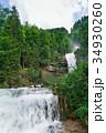 滝 水 緑の写真 34930260