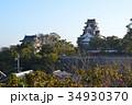 岡山城 復元天守 月見櫓の写真 34930370