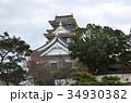 岡山城 復元天守 烏城の写真 34930382