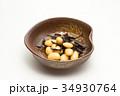 大豆とヒジキの煮物 34930764