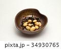 大豆とヒジキの煮物 34930765