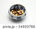 大豆とヒジキの煮物 34930766