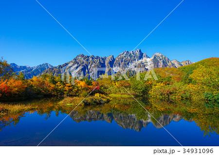 仙人池 裏剣岳 34931096