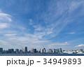東京のスカイライン 34949893