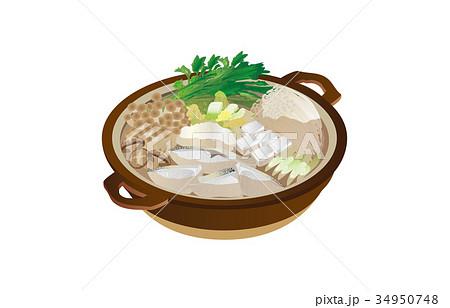 今日のご飯たら鍋 34950748