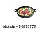 今日のご飯ジンギスカン鍋 34950775