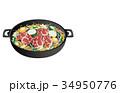 今日のご飯ジンギスカン鍋 34950776