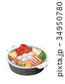 今日のご飯スンドゥブ鍋 34950780
