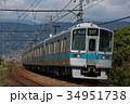 足柄路を快走する小田急電車 1000形 34951738