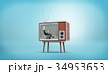 TV テレビ スクリーンの写真 34953653