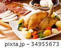 クリスマスパーティー 34955673