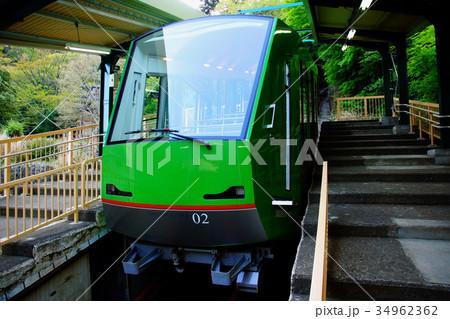 大山ケーブルカー ( 大山ケーブル 駅 ) 神奈川県 伊勢原市 34962362