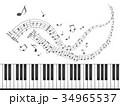 グランドピアノ 34965537
