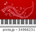 グランドピアノ 34966231
