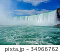 ナイアガラの滝 / Niagara Falls 34966762