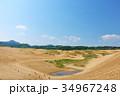 鳥取県 鳥取砂丘 34967248