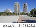 お台場 お台場海浜公園 タワーマンションの写真 34968238