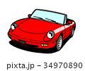 ベクター 車 自動車のイラスト 34970890