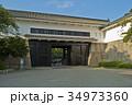 城 大坂城 大阪城の写真 34973360