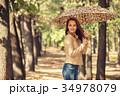 あき 秋 ファッションの写真 34978079