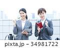 女性 就職活動 先輩訪問の写真 34981722
