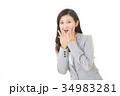 女性 人物 ビジネスウーマンの写真 34983281