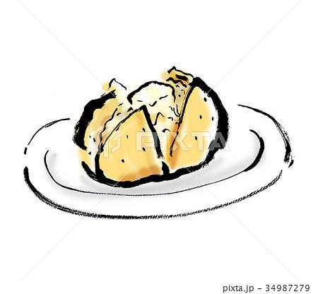 じゃがバター 34987279