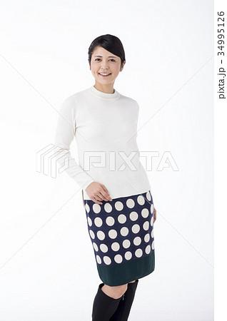 30代後半の日本人女性 34995126