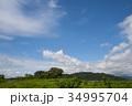雲 空 青空の写真 34995704