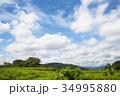 雲 空 青空の写真 34995880