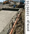 軟弱地盤の地下水位を下げて液状化を防止します 34996756