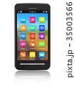 Touchscreen smartphone 35003566