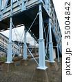 コロニアル調の跨線橋 35004842