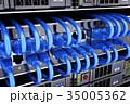 サーバー データベース ケーブルのイラスト 35005362