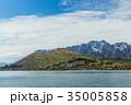 ニュージーランド クイーンズタウン ワカティプ湖の写真 35005858