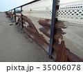 海岸の構造物は腐食が速い 35006078