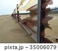 海岸の構造物は腐食が速い 35006079