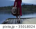 女性 女子旅 一人旅 35018024