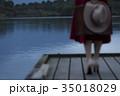 女性 女子旅 一人旅 35018029