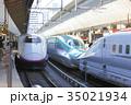 新幹線 E5系 東京駅の写真 35021934