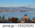 厳島 社 神殿の写真 35029292