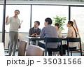 語学学校 授業 講師 学生 35031566